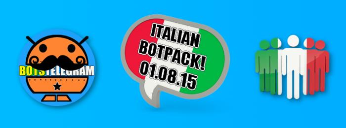 ITALIAN Bot Pack |01.08.15|
