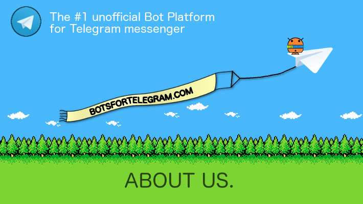 about us bots for telegram