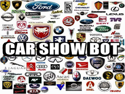 Car Show Bot