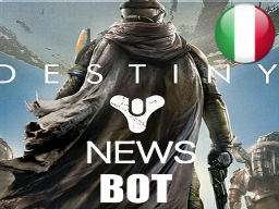 Destiny News Bot