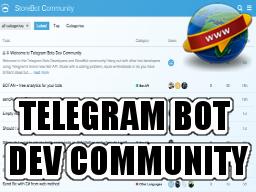 Dev Community Web