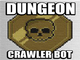 Dungeon Crawler Bot
