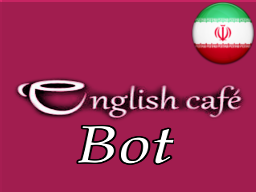 English Cafe Bot