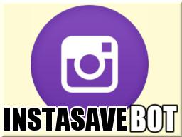 Insta Save Bot