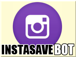 InstaSaveBot