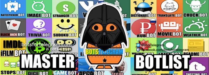 Master Bot List