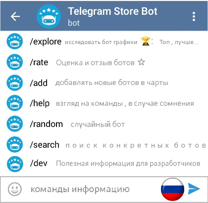 Telegram Store Bot | Bots for Telegram