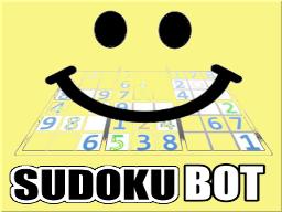 Sudoku Bot