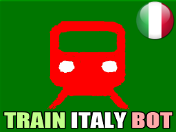 TrainItalyBot