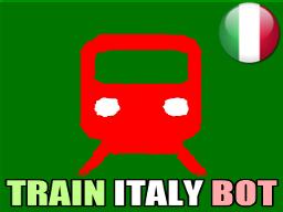 Train Italy Bot
