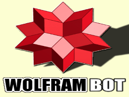 Wolfram Alpha Bot